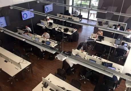 Escritório em São Paulo da assessoria de investimentos Monte Bravo. 23/01/2019. REUTERS/Paula Arend Laier.