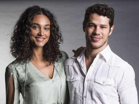 José Loreto e Débora Nascimento passaram o fim de semana juntos em uma pousada na Região Serrana do Rio de Janeiro