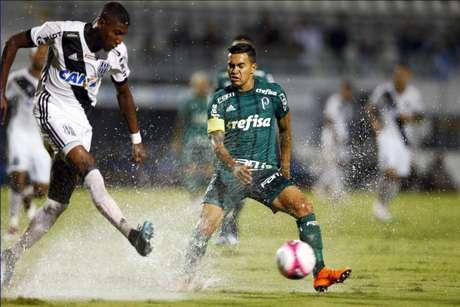 Último confronto entre as equipes: Ponte Preta 0 x 0 Palmeiras - 18/2/2018 (Foto: Thiago Calil/AGIF)