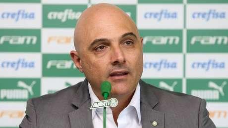 Palmeiras, presidido por Maurício Galiotte, terá novo COF por dois anos (Foto: Fabio Menotti/Divulgação)