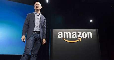 Jeff Bezos é considerado o homem mais rico do mundo