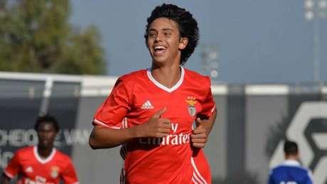 João Félix já marcou 12 gols na atual temporada (Divulgação)