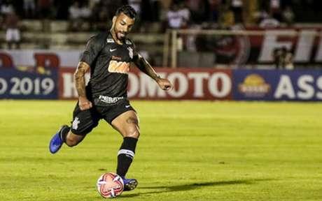 Michel Macedo soma três jogos pelo Corinthians (Foto: Rodrigo Gazzanel/Ag. Corinthians)