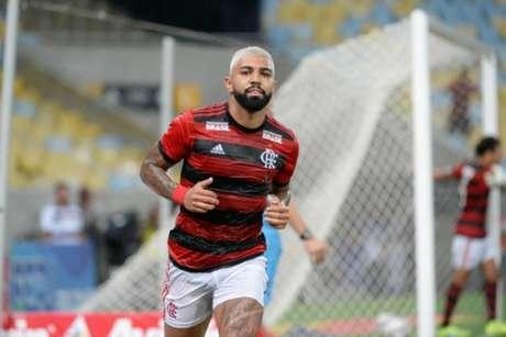 Gabigol é o artilheiro do Flamengo em 2019 (Alexandre Vidal/Flamengo)