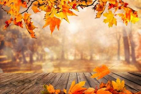 Outono no ar