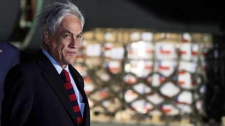 Piñera está em seu segundo mandato como presidente do Chile
