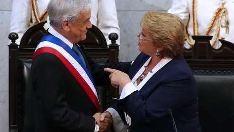 Presidente do Chile entre 2010 e 2014, Piñera voltou ao Palácio de La Moneda em 2018, sucedendo Michelle Bachelet