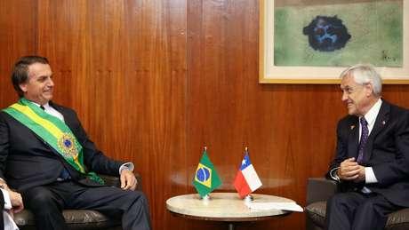 Há expectativa de que seja anunciado durante a visita um novo grupo de cooperação entre os países, o ProSul