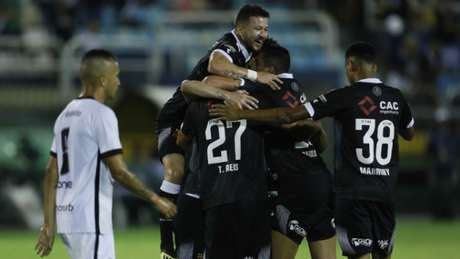 Vasco derrotou o Resende por 2 a 0 (Foto: Rafael Ribeiro/Vasco)