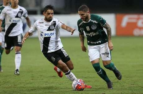 Palmeiras se classificou para a fase de mata-mata em primeiro lugar do Grupo (Foto: Divulgação Palmeiras)