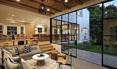 E o design dessa varanda?