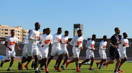 Panamenhos fazem treino em Portugal antes de amistoso
