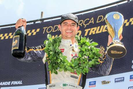 Agora piloto da Mercedes-Benz, Roberval Andrade abre busca pelo bi da Copa Truck