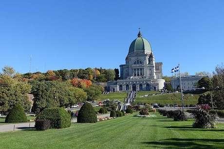 Oratório de Saint-Joseph, em Montreal, Canadá