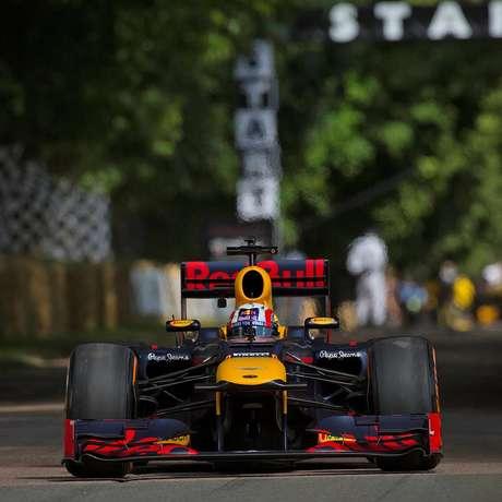 Seis equipes de Fórmula 1 devem participar do Goodwood Festival of Speed