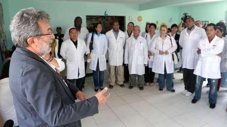 Participação cubana no Mais Médicos foi encerrada por Havana em novembro de 2018