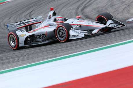 IndyCar Classic: Will Power garante a 56º pole de sua carreira na estreia do COTA