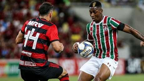 Fla-Flu deste domingo fechará a fase de grupos da Taça Rio (Foto: Lucas Merçon/Fluminense F.C.)