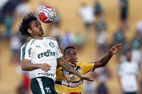 Novo Horizontino e Palmeiras empataram em 1 a 1 pelo jogo de ida das quartas de final do Paulistão 2019