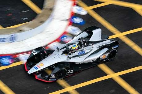 ePrix de Sanya: Rowland lidera o primeiro treino para a Nissan; Di Grassi na P4