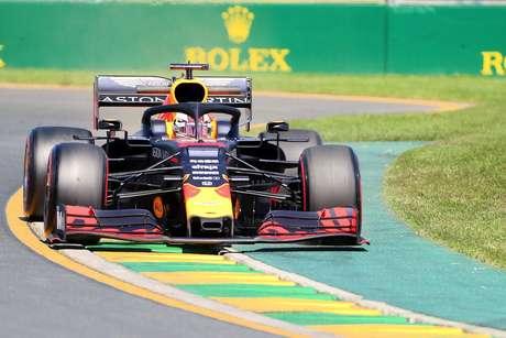 Verstappen acredita que Red Bull saberá seu verdadeiro ritmo depois da China