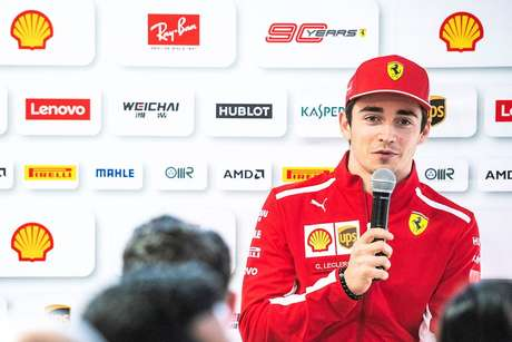 Leclerc acredita que a Ferrari pode recuperar a performance dos testes
