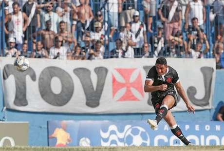 Danilo Barcelos teve momentos de destaque neste início de temporada (Rafael Ribeiro/ VASCO)