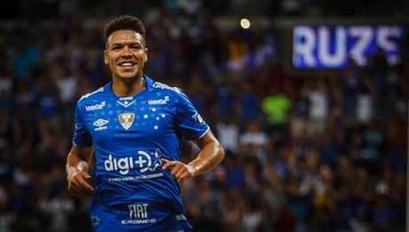 Marquinhos Gabriel deixou dois gols contra o Patrocinense na goleada por 5 a 0 da Raposa-Vinnicius Silva/Cruzeiro