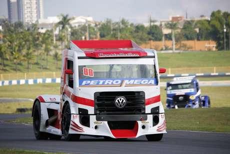 Monteiro domina em Goiânia e quebra jejum de quase dois anos sem vitórias na Copa Truck