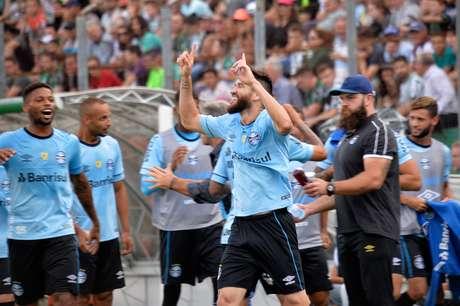 Grêmio faz 6 a 0 no Juventude e encaminha sua vaga para a semifinal do Campeonato Gaúcho