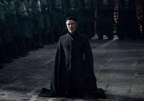 O ator Aidan Gillen, que interpreta Littlefinger em 'Game of Thrones'.