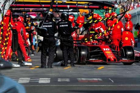 Ferrari teria encontrado o problema do GP da Austrália, diz jornalista italiano