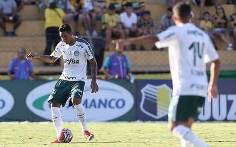 Novamente o Palmeiras reclamou com a FPF (Foto: Cesar Greco)