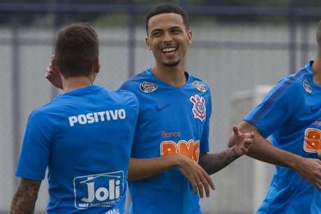 Thiaguinho deve ficar no Corinthians mesmo após fim do empréstimo (Foto: Daniel Augusto Jr/Agência Corinthians)