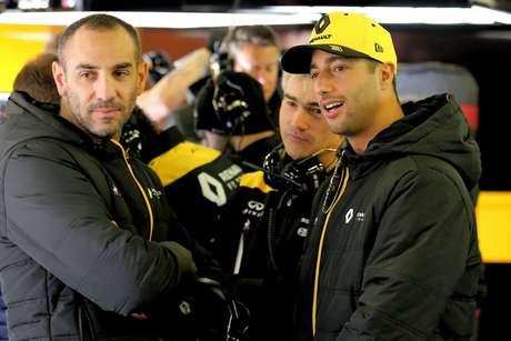 """Renault está """"determinada a mostrar mais"""" no GP do Bahrein"""