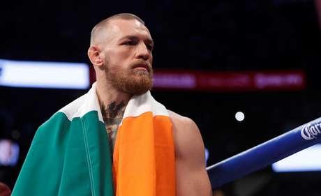 Lutador irlandês de MMA Conor McGregor  26/08/2017 REUTERS/Steve Marcus