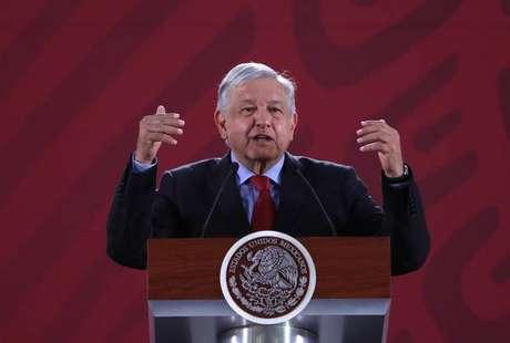 """López Obrador disse que a """"conquista"""" do México """"se fez com a espada e a cruz"""""""