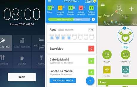 8 aplicativos gratuitos que ajudam a melhorar a saúde