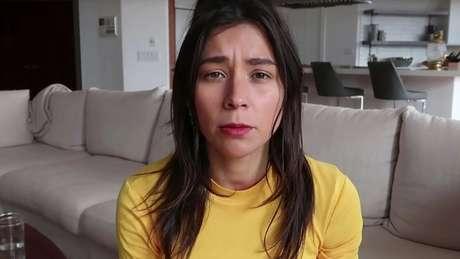 Yovana Mendoza Ayres pediu desculpas e disse que começou a consumir ovos e peixes por prescrição médica