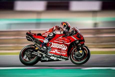 Aprilia afirma que asa da Ducati cria downforce