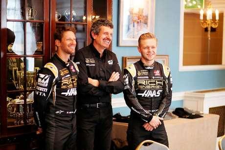 """Steiner cita """"GP da Espanha"""" para atualizações da Haas"""