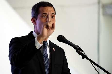 Líder da oposição venezuelana Juan Guaidó 28/03/2019 REUTERS/Manaure Quintero