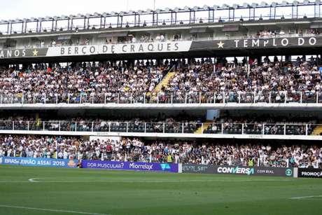 Vila receberá Santos x Atlético-GO, pela 3ª fase da Copa do Brasil (Foto: Pedro Ernesto Guerra Azevedo/Santos)