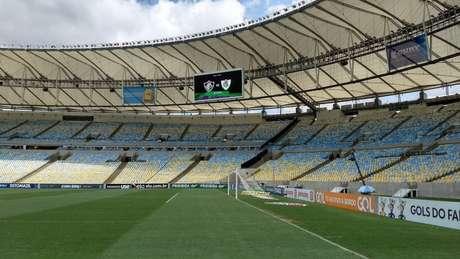 Fluminense quer administrar o Maracanã (Foto: Marcello Neves/LANCE!)