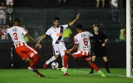 Tiago Reis marcou contra o Bangu, na última rodada (Foto: Andre Melo Andrade/AM Press)