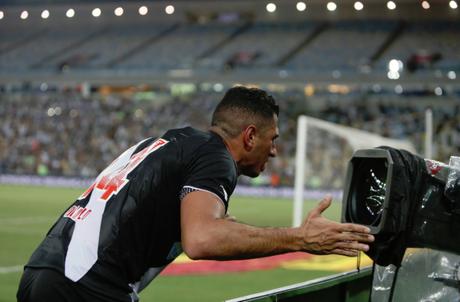 Danilo marcou o gol do título da Taça Guanabara, sobre o Fluminense (Foto: Rafael Ribeiro/Vasco)