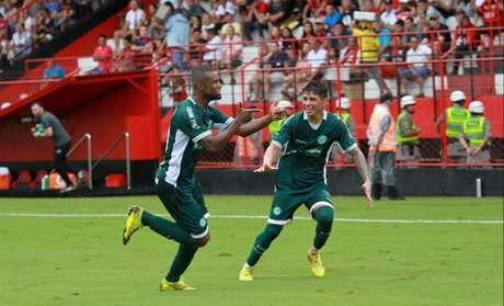 Goiás e Goiânia se enfrentam pela primeira partida da semifinal do Campeonato Goiano (Foto: Divulgação/Goiás)