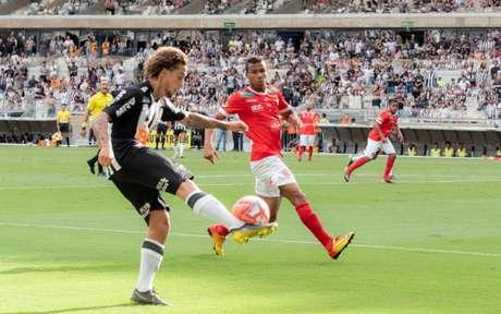 O time alvinegro de Minas tem a vantagem de jogar por dois empates por ter melhor campanha na competição- (Foto: Alessandra Torres/Eleven)