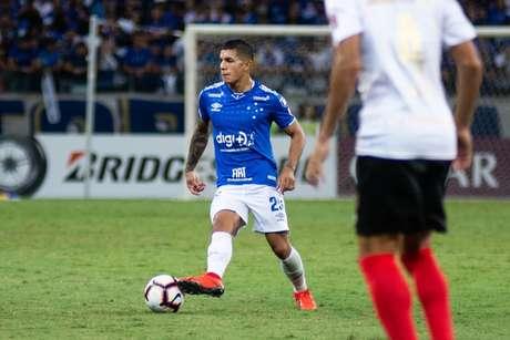 Romero fez grande jogo diante do Deportivo Lara e pode ser poupado contra o América-MG- Vinnicius Silva