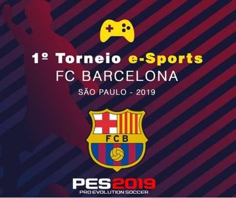 São Paulo terá primeiro torneio eSports FC Barcelona